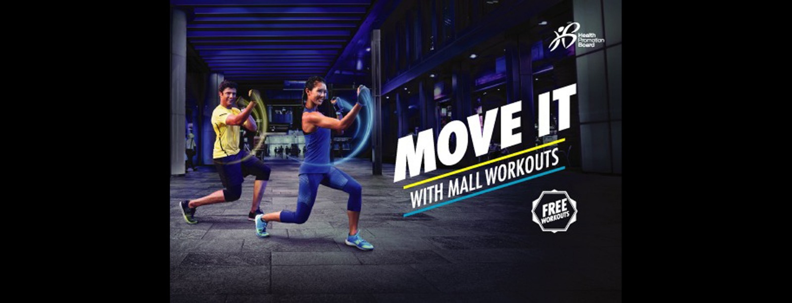 Move It With Mall WorkOuts