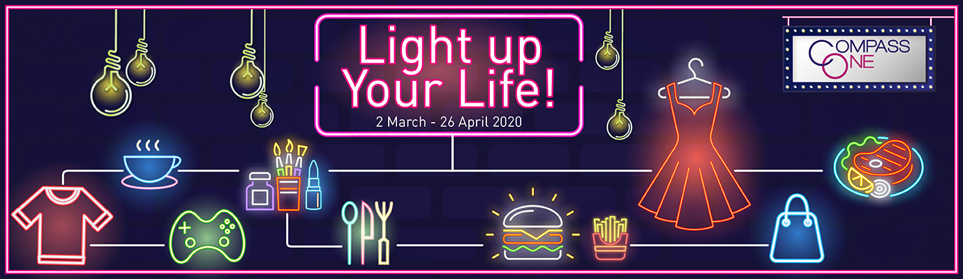 Light up your life!
