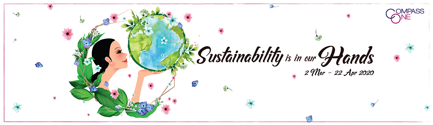 Sustainability is in our Hands